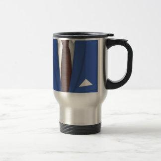 Business Suit Travel Mug