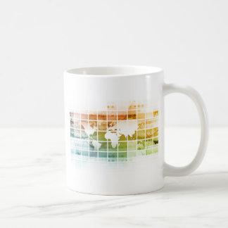 Business Technology Worldwide Coffee Mug