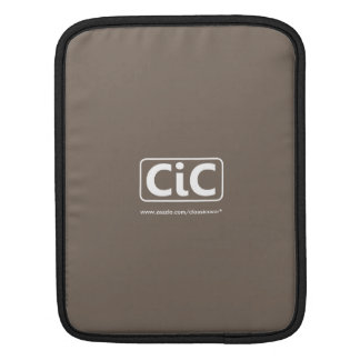 Business Template Cover Rickshaw Sleeves For iPads