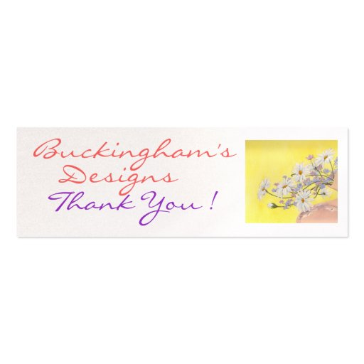 Business Thank You Certificate By SRF Business Card Template Zazzle