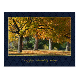 Business Thanksgiving Postcard / for Customers