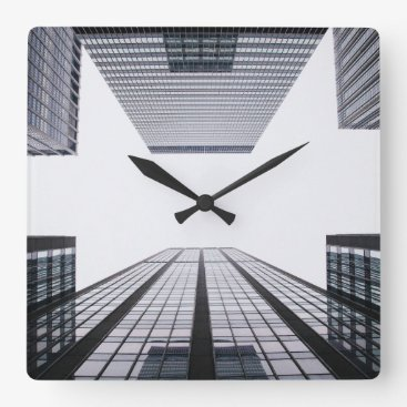 Professional Business Business time square wall clock