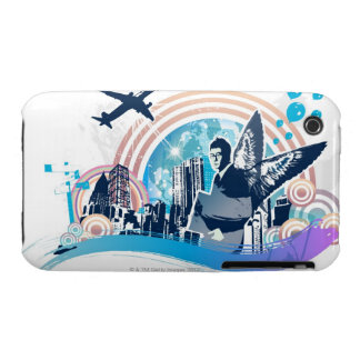 Business Travel iPhone 3 Cover