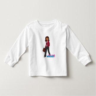 Business Woman - Dark Toddler T-shirt