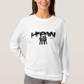 """Business Women Krew - """"don't mess with us"""" T-Shirt"""