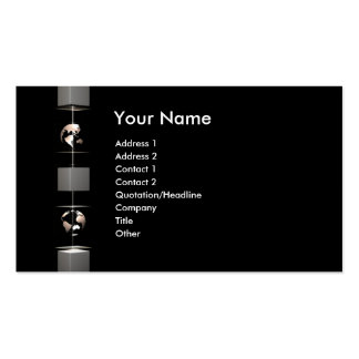 business_world_profile Double-Sided standard business cards (Pack of 100)