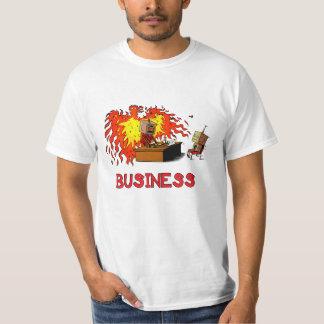 Businessbot Dude T-Shirt