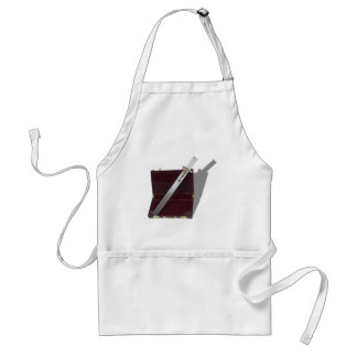 BusinessCalculations061210shadows Adult Apron