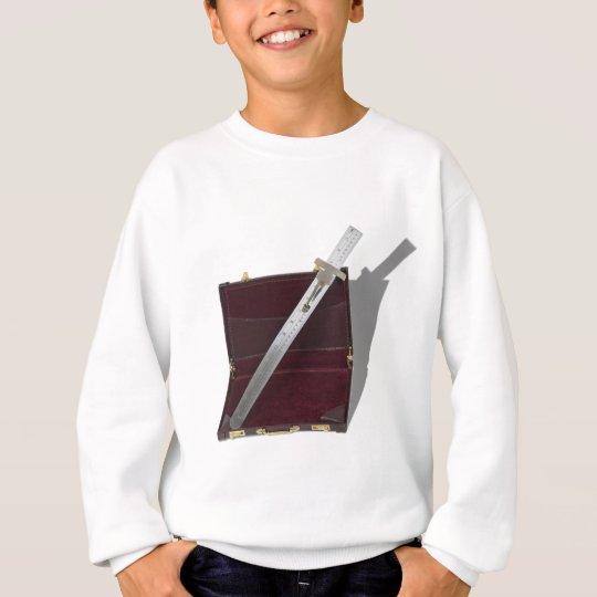 BusinessCalculations061210shadows Sweatshirt