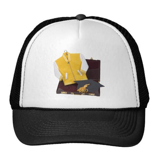 BusinessEducation110409 copy Trucker Hat