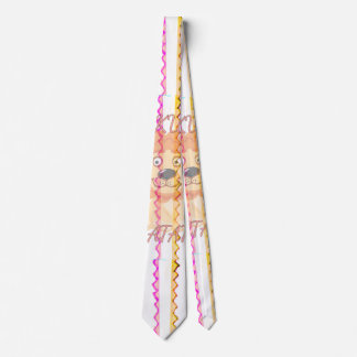 Businesses special events funny Brave Lion Neck Tie