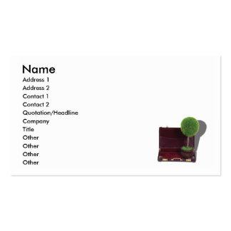 BusinessGoingGreenCard, nombre, dirección 1, Tarjetas De Visita
