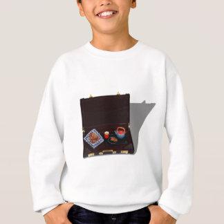 BusinessLunch041209Shadows Sweatshirt