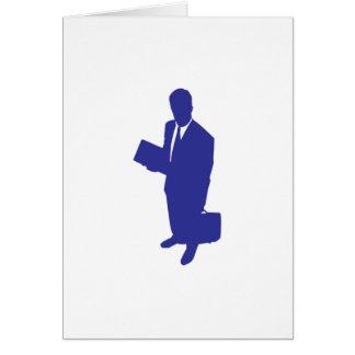 Businessman Card