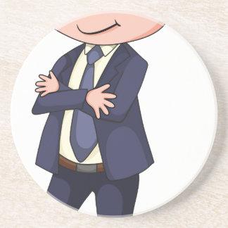 Businessman Coaster