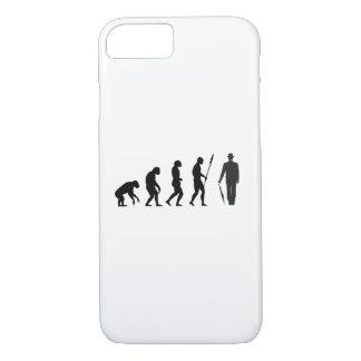 Businessman Evolution iPhone 7 Case