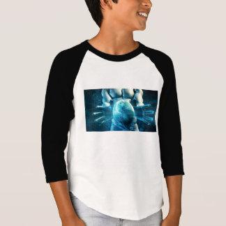 Businessman Executive Holding Globe T-Shirt