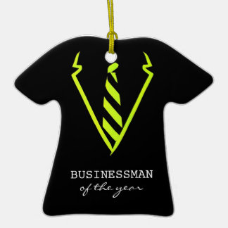 Businessman Of The Year Suit Ornament