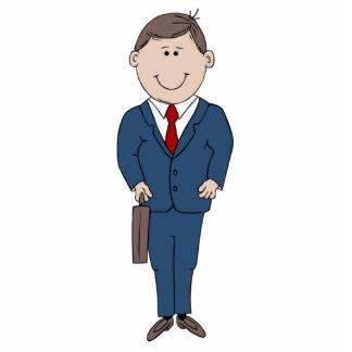 Businessman Statuette