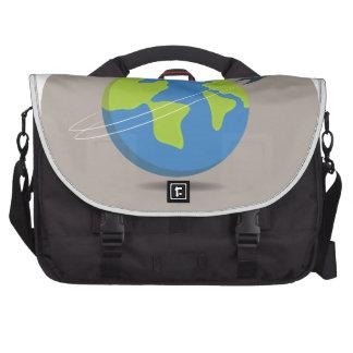 Businessman World Traveller Laptop Commuter Bag