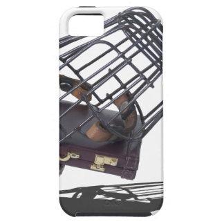BusinessMuzzle080514 copy.png iPhone SE/5/5s Case