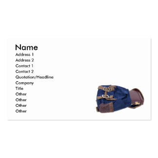 BusinessOnGo083010, Name, Address 1, Address 2,... Double-Sided Standard Business Cards (Pack Of 100)