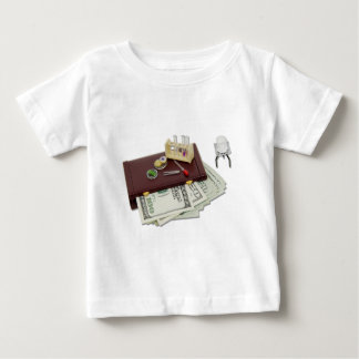 BusinessResearchFunds031909 Baby T-Shirt