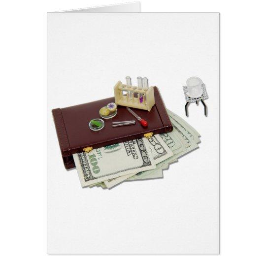 BusinessResearchFunds031909 Tarjeta De Felicitación