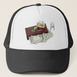 BusinessResearchFunds031909 Trucker Hat