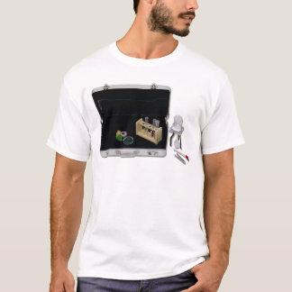 BusinessResearchSilver T-Shirt