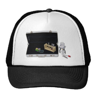 BusinessResearchSilver Trucker Hat