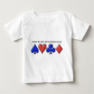 businessSuit-Horz Baby T-Shirt