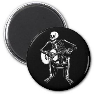 Busker Bones Magnet
