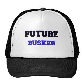 Busker futuro gorros