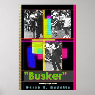 Busker Print