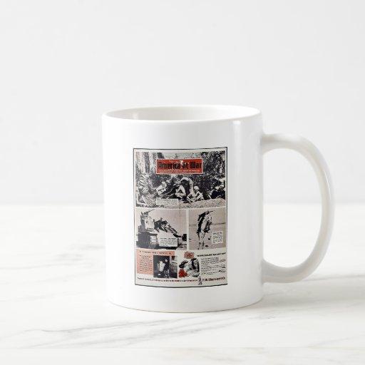 Busque sus áticos de los garajes, y los sótanos, e tazas de café