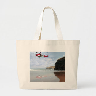 búsqueda aero-marítima de la costa del rescate bolsas lienzo