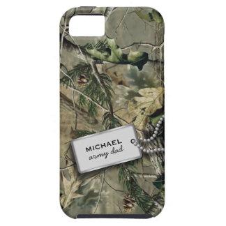 Búsqueda de camuflaje iPhone 5 protectores