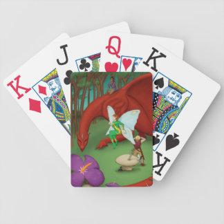 Búsqueda de hadas cartas de juego