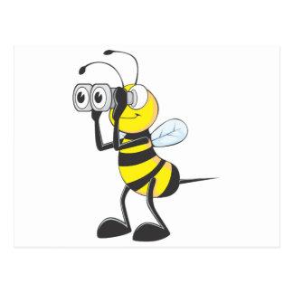 Búsqueda de la abeja postal