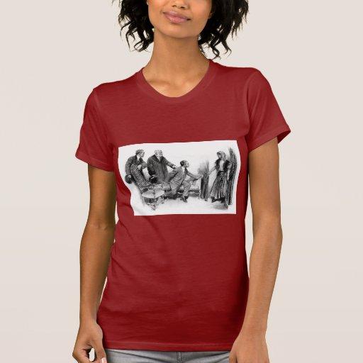 Búsqueda de la datación camiseta