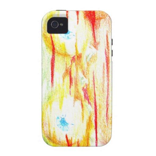 búsqueda de ojos Case-Mate iPhone 4 carcasas