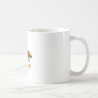Búsqueda del tejón de miel - mala frecuencia inter tazas de café