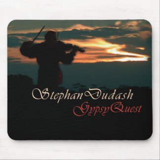 Búsqueda gitana Mousepad de Stephan Dudash