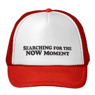 Búsqueda para ahora el momento - gorra del