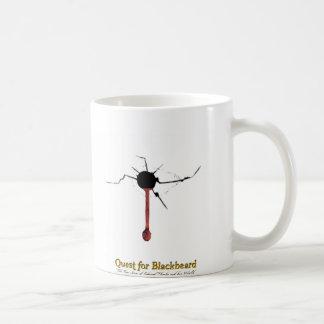 Búsqueda para la taza de café de Blackbeard