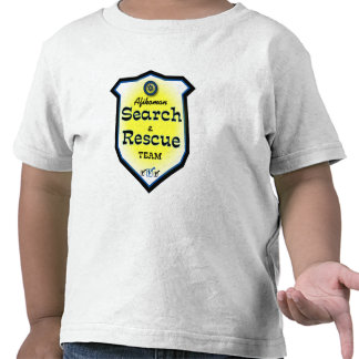 Búsqueda y equipo de rescate de Afikoman Camisetas