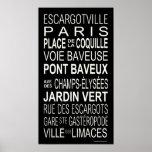 Busroll.Escargot Posters