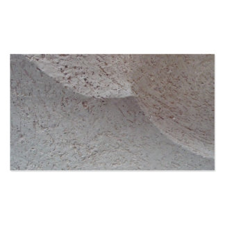 Buss. Tarjeta - extracto, superficie tallada Tarjetas De Visita