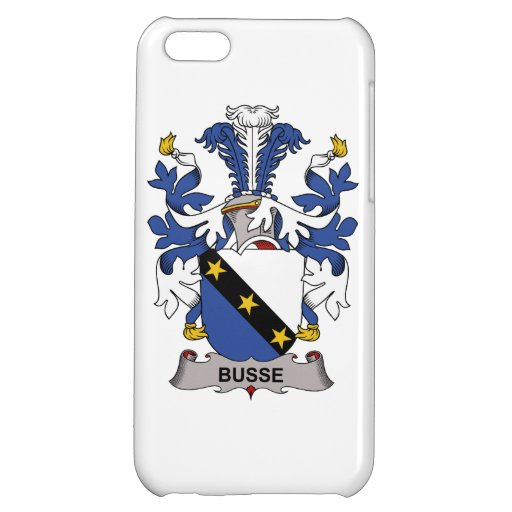 Busse Family Crest Case For iPhone 5C
